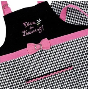 Diva in Training Apron